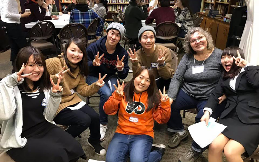 Japanese Ministries:  A Model For Outreach