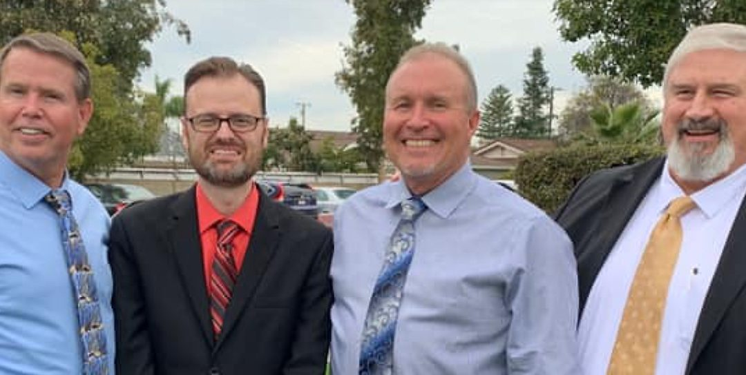 Elders Ordained in Fullerton