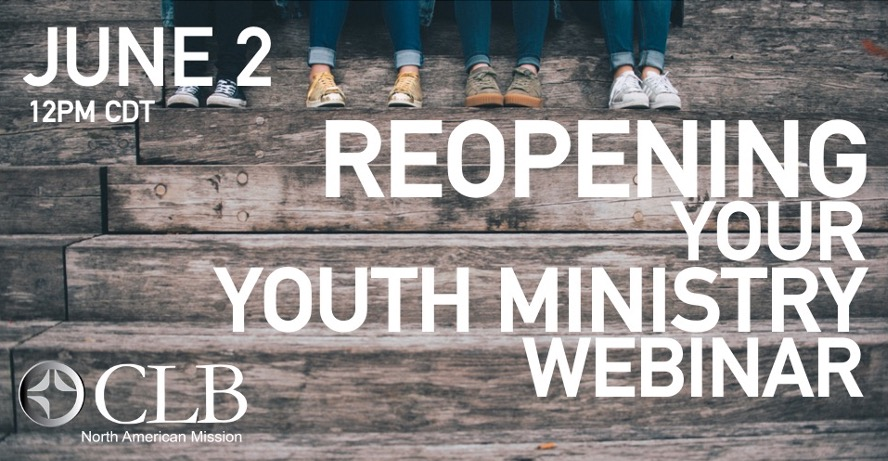 Reopening Your Youth Ministry